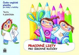 Česko-anglické písničky pro kluky a holčičky