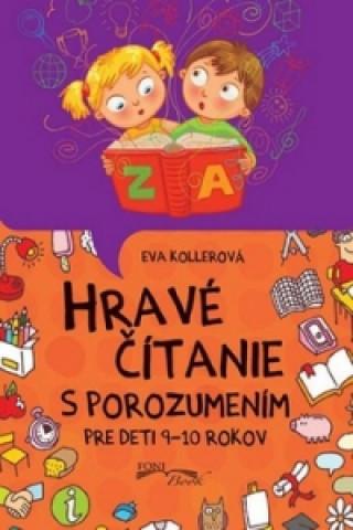 Hravé čítanie s porozumením pre deti 9-10 rokov