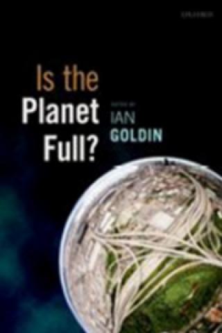 Kniha Je planeta Země už plná? Ian Goldin
