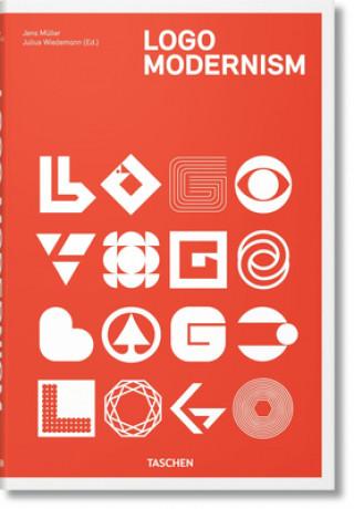 Carte Logo Modernism Jens Müller
