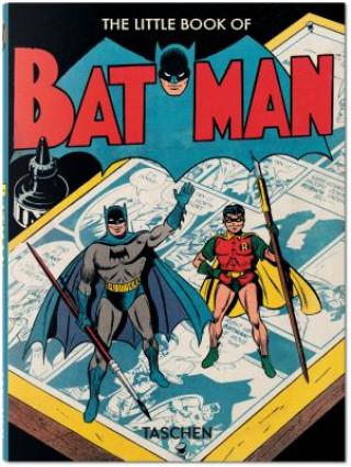 Kniha The Little Book of Batman Taschen