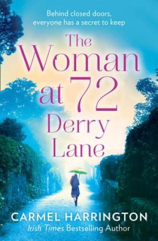 Kniha Woman at 72 Derry Lane Carmel Harrington