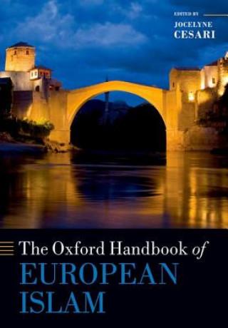 Carte Oxford Handbook of European Islam Jocelyne Cesari