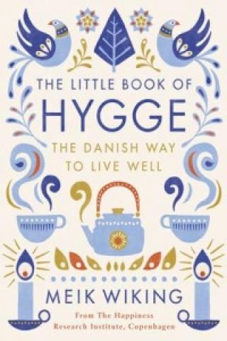 Carte Little Book of Hygge WIKING   MEIK