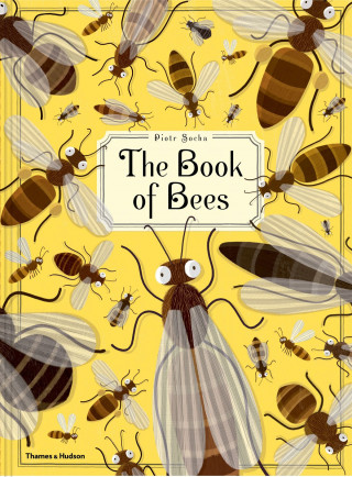 Carte Book of Bees Piotr Socha