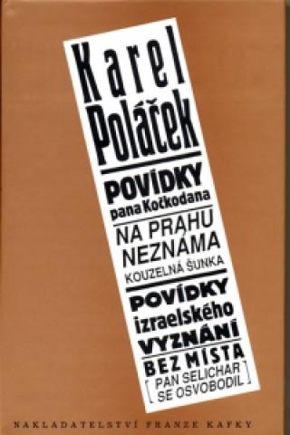 Carte Kniha povídek Karel Poláček