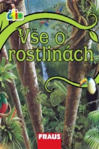 Carte Čti+ Rostliny