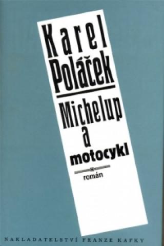 Carte MIchelup a motocykl Karel Poláček
