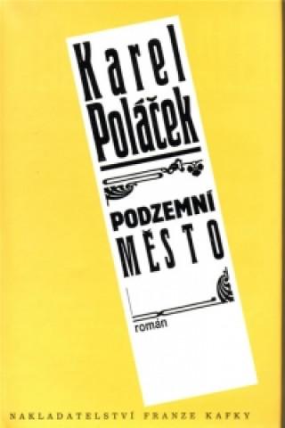 Carte Podzemní město Karel Poláček