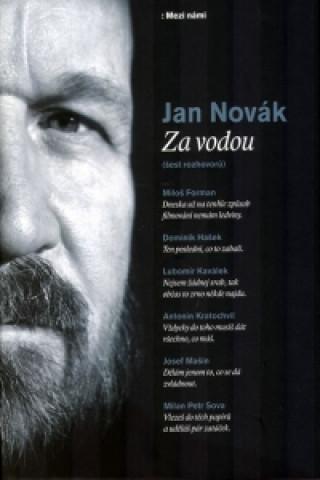 Carte Za vodou Jan Novák