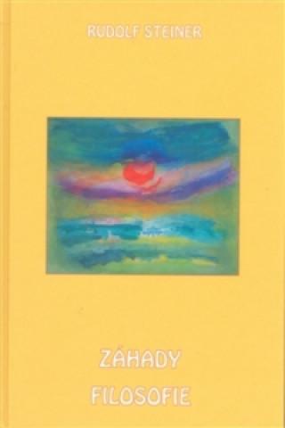Carte Záhady filosofie Rudolf Steiner
