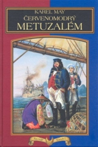 Carte Červenomodrý Metuzalem Karel May