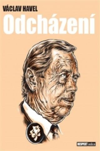 Carte Odcházení Václav Havel
