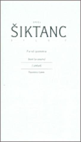 Carte Dílo 7 - Paralipomena Karel Šiktanc