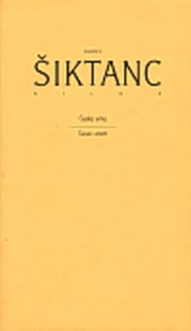 Český orloj / Tanec smrti Karel Šiktanc