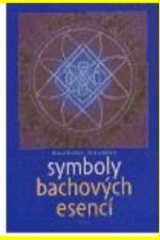 Carte Symboly Bachových esencí Jiřina Lockerová
