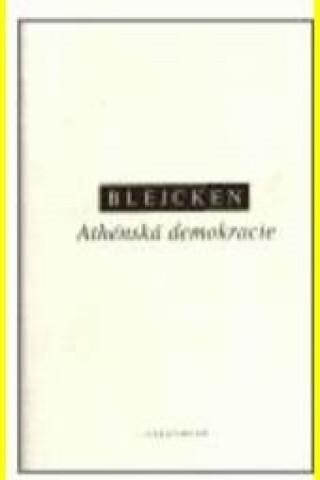 Carte ATHÉNSKÁ DEMOKRACIE Jochen Bleicken