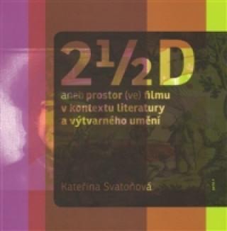 2 1/2 D aneb prostor (ve) filmu v kontextu literatury a výtvarného umění
