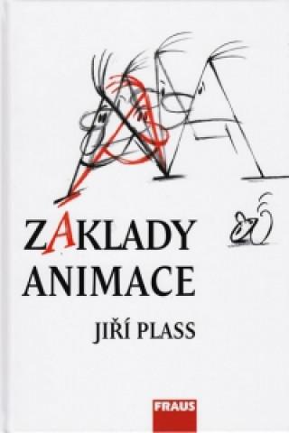 Carte Základy animace Jiří Plass