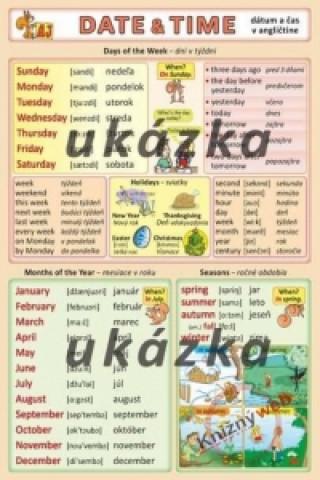 Dátum a čas v angličtine /Date & Time
