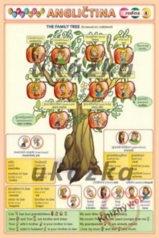 Obrázková angličtina 6 - rodina
