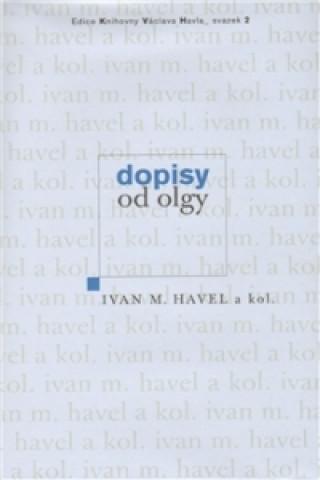 Carte Dopisy od Olgy Ivan M. Havel