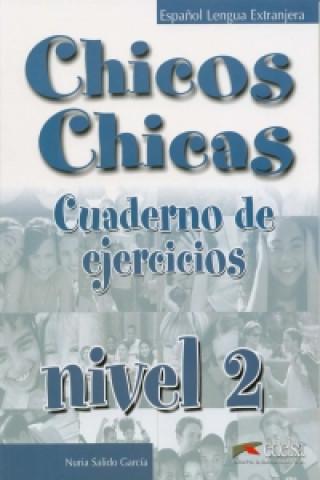 Chicos Chicas 2 Pracovní sešit