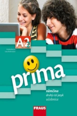 Prima A2/díl 2 Němčina jako druhý cizí jazyk učebnice