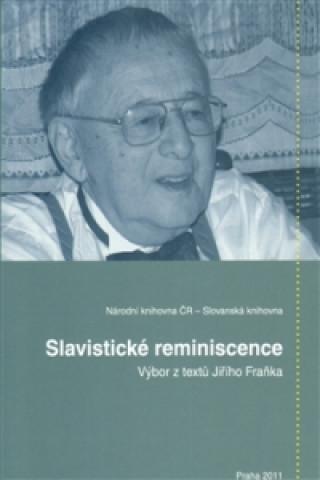 Slavistické reminiscence