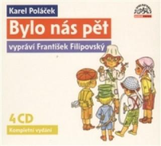 Audio Bylo nás pět Karel Poláček
