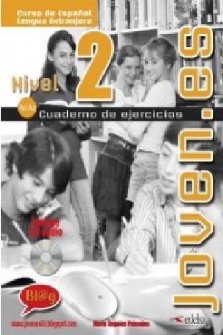 Joven.es 2 Pracovní sešit + CD