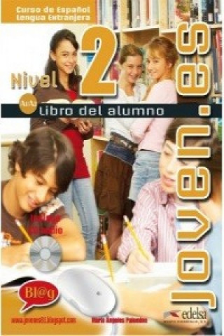 Joven.es 2 Učebnice