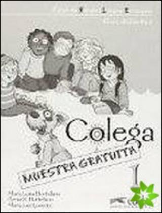 COLEGA 1 učebnice + pracovní sešit + CD