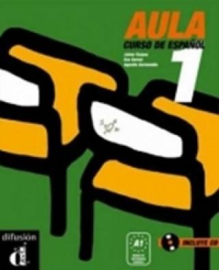 Aula 1 – Libro del alumno + CD