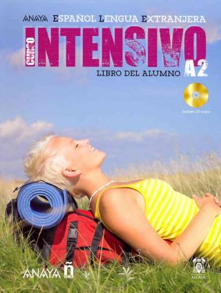 Anaya ELE Intensivo A2. Libro del Alumno