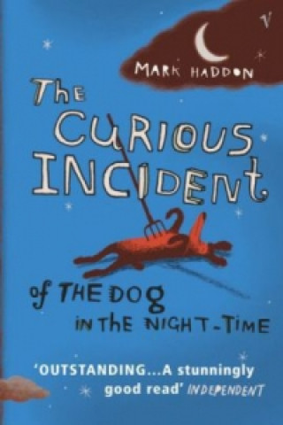 Carte Curious Incident of the Dog in the Night-time Mark Hadon