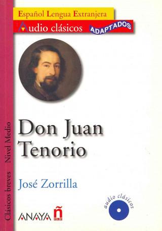 Don Juan Tenorio + Audio CD