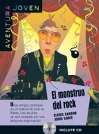 Difusión – ELE El monstruo del rock + CD