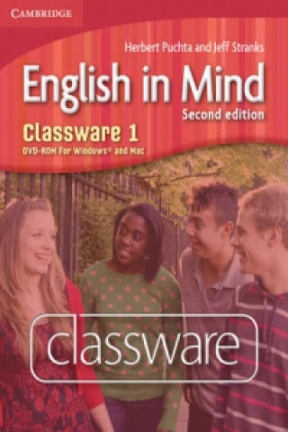 English in Mind Level 1 Classware DVD-ROM