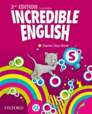 Incredible English: Starter: Class Book