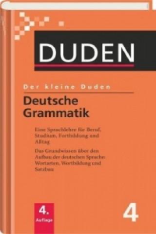 Bibliographisches Institut Der kleine Duden 4 - Deutsche Grammatik NEU