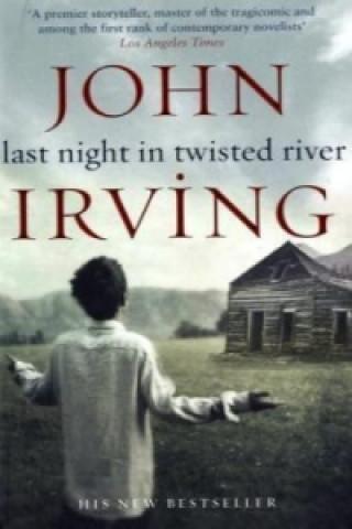 Last Night in Twisted River. Letzte Nacht in Twisted River, englische Ausgabe