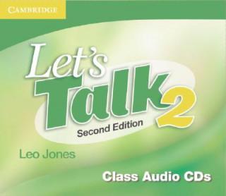 Cambridge University Press Let's Talk Class Audio CDs 2