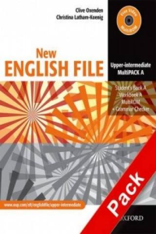 New English File Upper Intermediate Multipack A