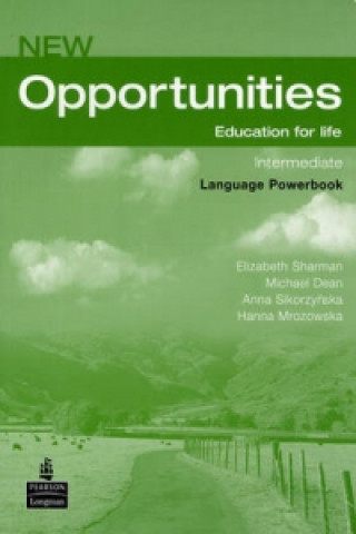 NEW OPPORTUNITIES INTERMEDIATE LANGUAGE POWERBOOK+CD