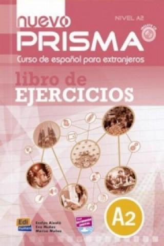 Prisma A2 Nuevo Libro de ejercicios