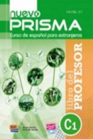 Prisma C1 Nuevo Libro del profesor + CD