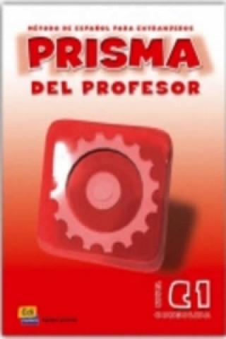 Könyv Prisma Consolida C1 Libro del profesor + CD Manuel Martí y Beatriz Exposito