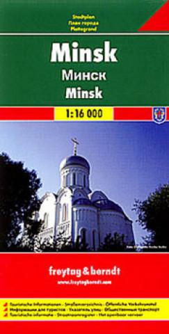 Minsk 1:16 000