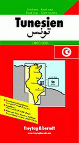 FB Tunisia - Tunisko 1:800 000